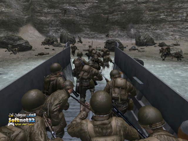 download Call of Duty  Dawnville full
