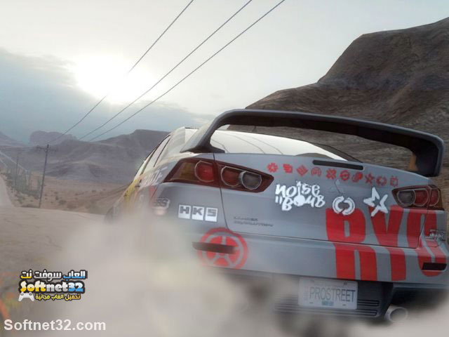 download Need for Speed ProStreet full game