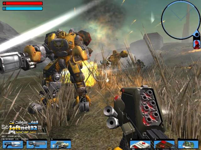 download Starsiege Tribes full game