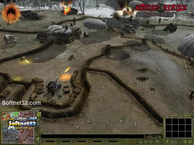 free download Sudden Strike Normandy full version