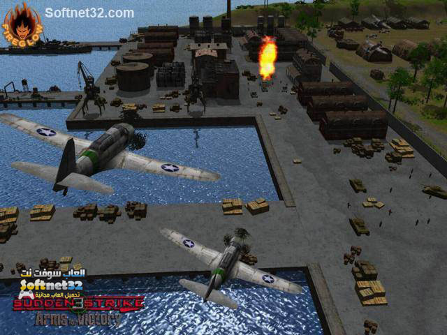 free download Sudden Strike Normandy
