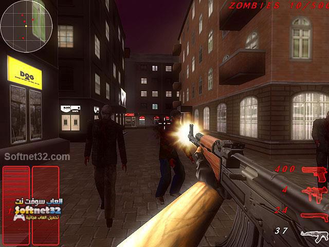 تحميل العاب كمبيوتر بدون اشتراك Zombie Apocalypse Shooter