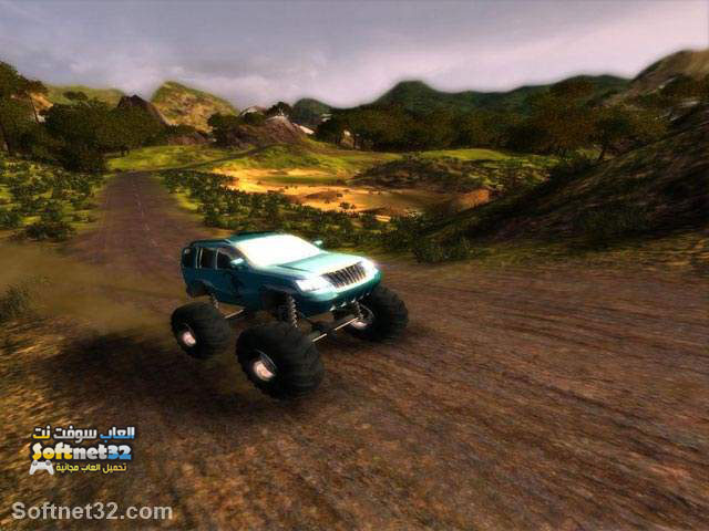 download Bigfoot 4x4 Challenge free ful