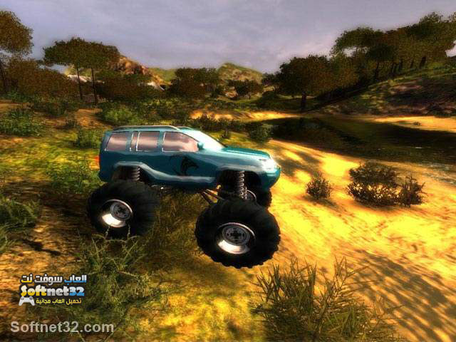 download Bigfoot 4x4 Challenge free