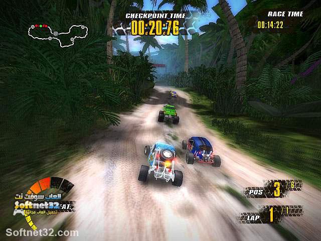 تحميل اقوى العاب سيارات مجانية 2011