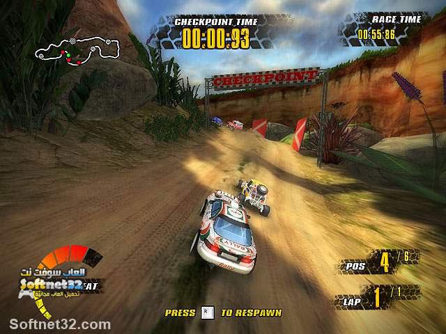 تنزيل العاب سيارات مجانية 2012