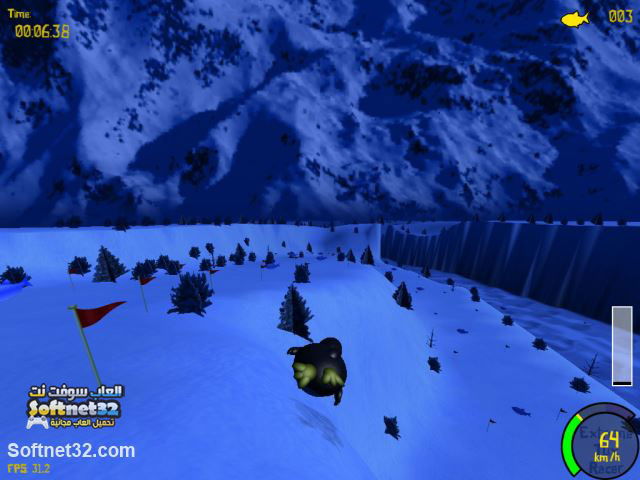 download Extreme Tux Racer  free