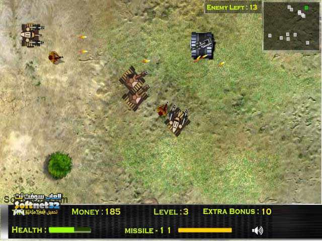download Furious Tank games