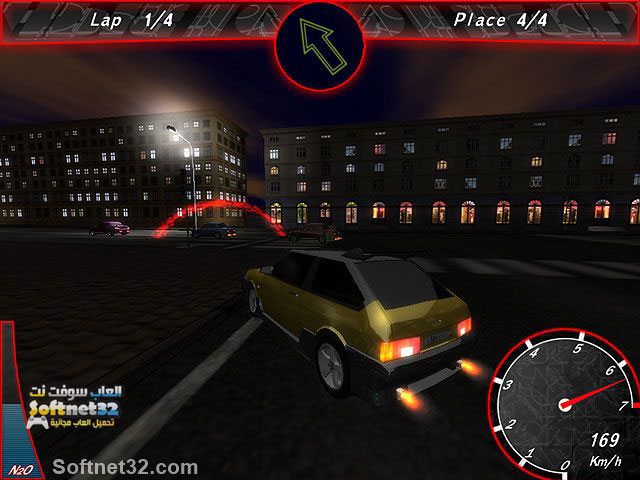download Illegal Street Racers