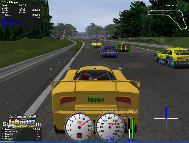 download  Racing Car Simulator full game