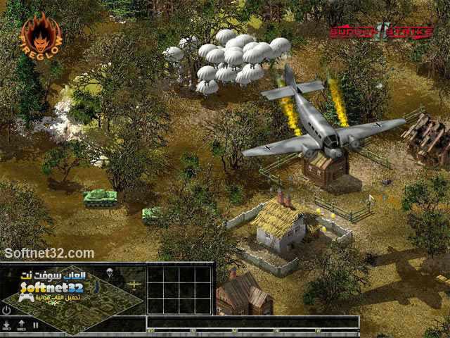 تحميل لعبة حرب الخليج Sudden Strike برابط مباشر كاملة للكمبيوتر
