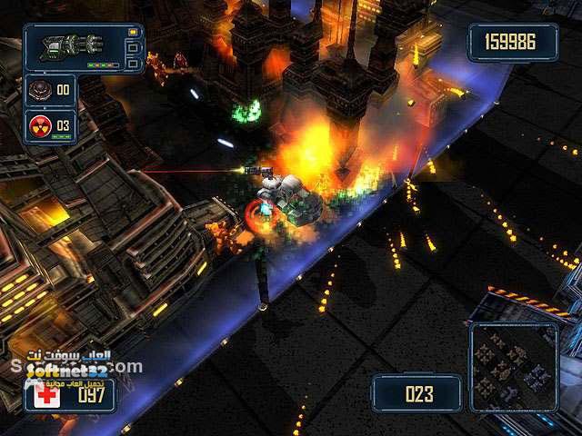 تحميل ألعاب زومبي للكمبيوتر لعبة حرب الدفاع Alien Strike مجانا