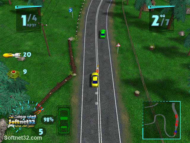free download Arcade Race Crash full game