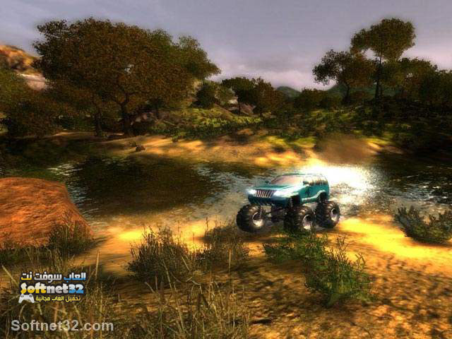 free download Bigfoot 4x4 Challenge game