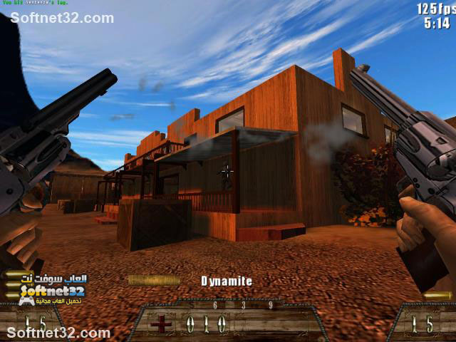 free download Smokin' Guns full game
