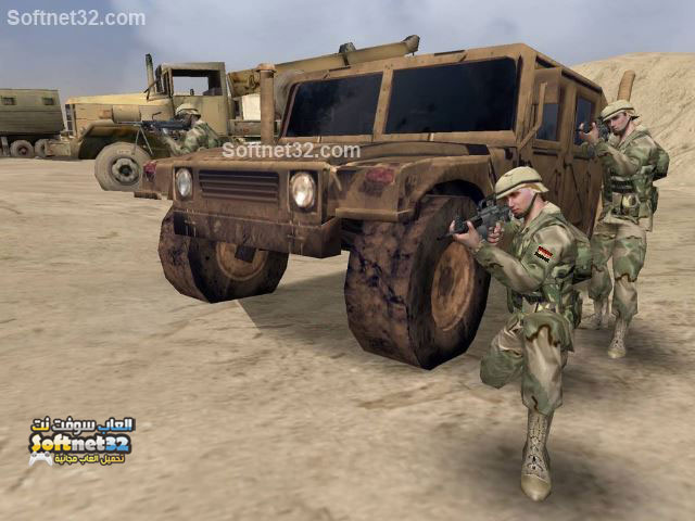 Arabian Conflict free full game