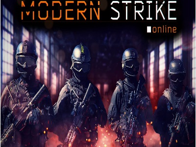تنزيل لعبة كاونتر سترايك الحديثة Modern Strike مجانا للاندرويد