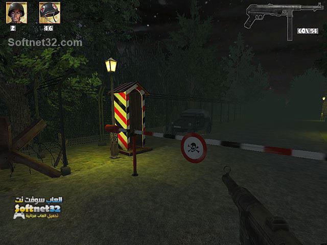 تحميل افضل لعبة اكشن حربية لعبة القوات الخاصة كوماندوز مجانا برابط مباشر