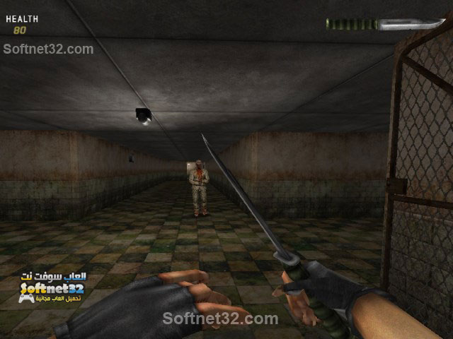 تحميل لعبة prison break للكمبيوتر