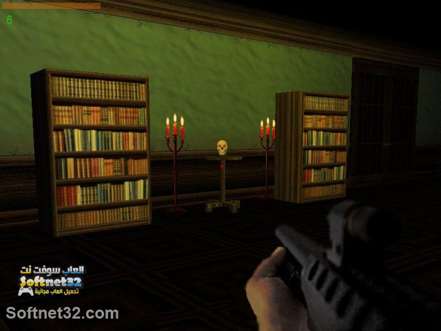 تحميل أفضل الالعاب مجانا للكمبيوتر برابط واحد Download Grim Mansion