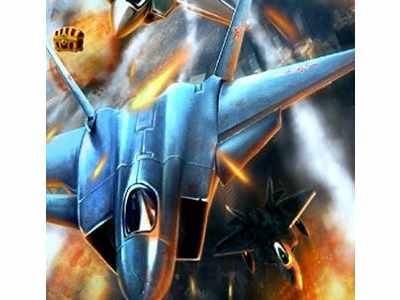 تحميل العاب كمبيوتر خفيفة مجانا برابط مباشر لعبة المقاتلة الهجومية Sky Fire