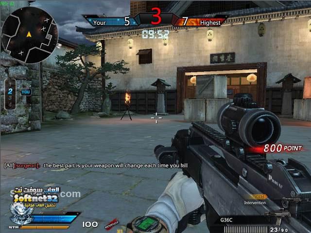 تحميل اقوى لعبة اكشن وقتال إستراتيجي للكمبيوتر القوات الطلقة Absolute Force