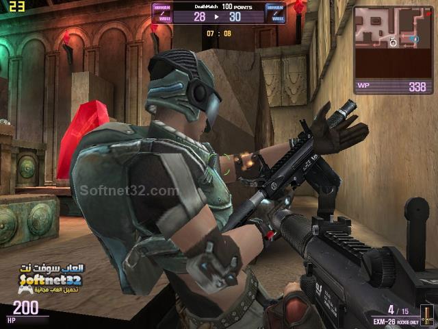 تحميل لعبة الأكشن WolfTeam,تنزيل العاب مجانا, تحميل العاب games download