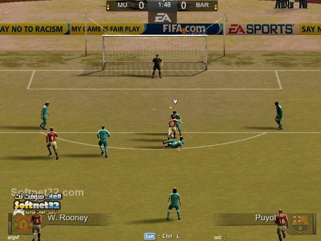تحميل لعبة القدم العالمية فيفا اون لاين FIFA Online 2
