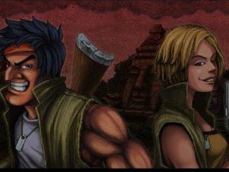 تحميل لعبة حرب الخليج 2 للكمبيوتر والموبايل Metal Slug - Commando