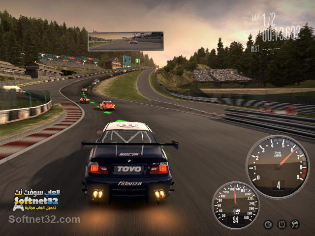 Need for Speed Shift – Falken download free