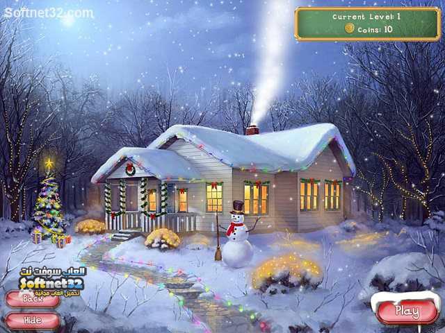 تحميل لعبة عيد الميلاد, تنزيل العاب اطفال 2014