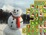 لعبة christmas-puzzle