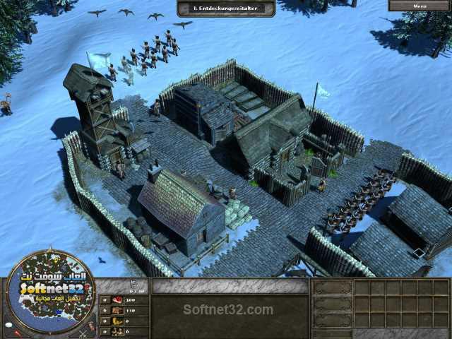 تحميل العاب حرب استراتيجية 2018 Age of Empires III مجانا