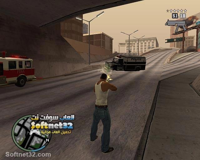 تنزيل تحميل لعبة Grand Theft Auto GTA
