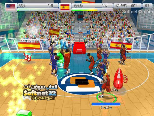 Incredi Basketball - Download Basketball Game