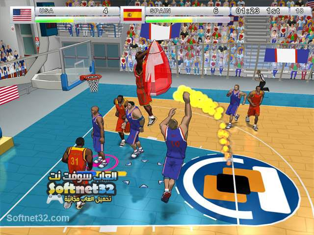 Incredi Basketball - Download Basketball PC