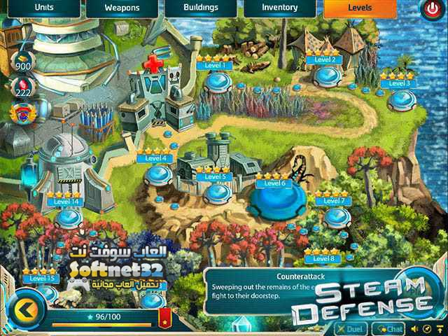 Steam Defense download pc