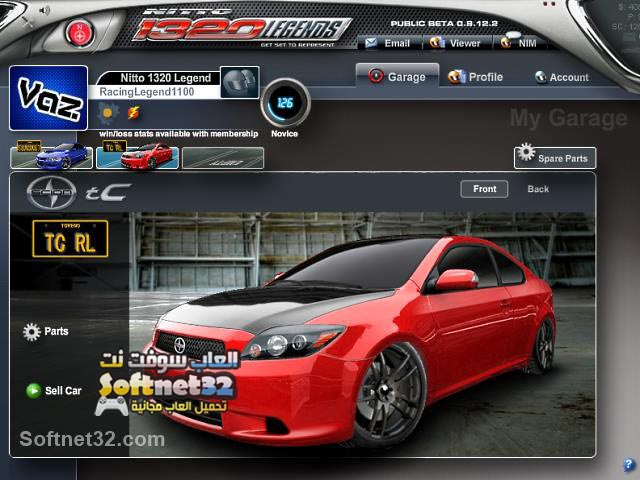 download Nitto 1320 Legends pc