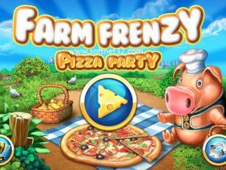 تحميل لعبة فارم فرنزي حفلة البيتزا Farm Frenzy Pizza Party