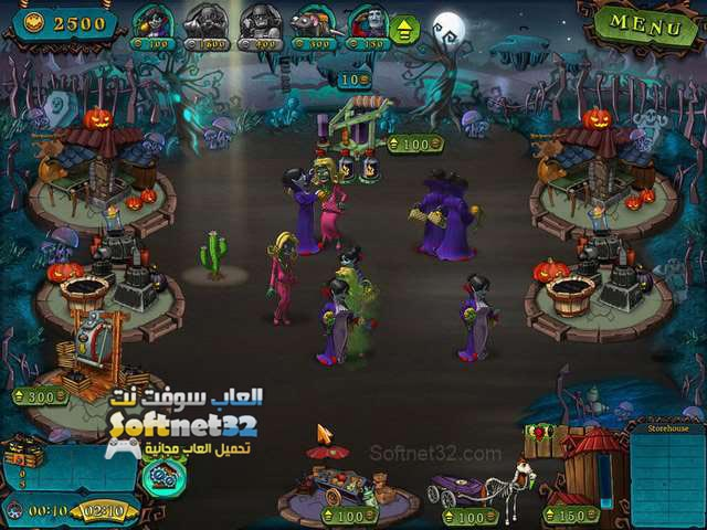 Vampires Vs Zombies download free