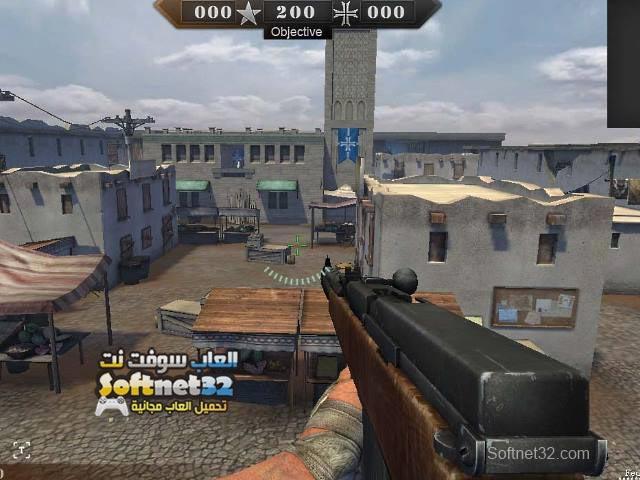 تحميل لعبة Army Rage للكمبيوتر
