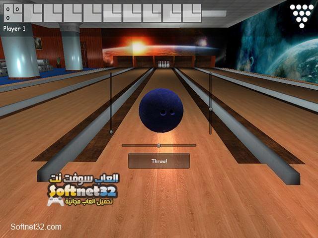تحميل لعبة البولينج Bowlingo
