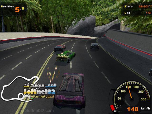 تحميل اجمل لعبة سباق سيارات 2014