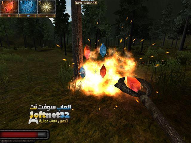 تحميل لعبة اسطورة المحاربين للكمبيوتر