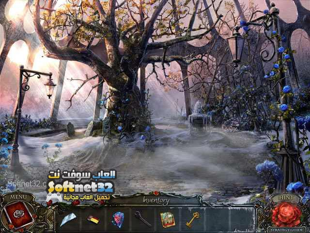 تحميل لعبة الاكشن والغموض Living Legends Ice Rose مجانا