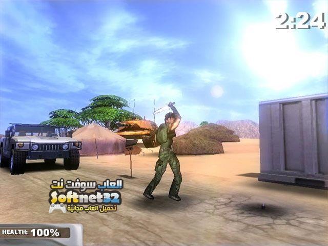 تحميل لعبة Operation Alpha Zylon لعبة المهمات العسكرية