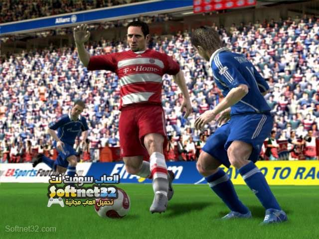 تحميل لعبة بيس Pro Evolution Soccer PES 6 للكمبيوتر