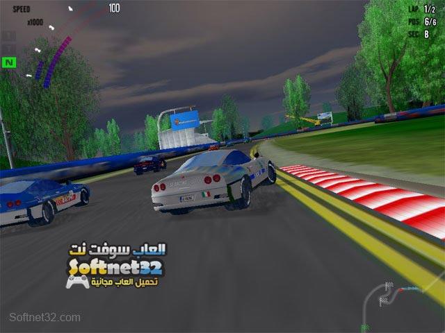 تحميل العاب لعبة سباق السيارات Hot Racing مجانا