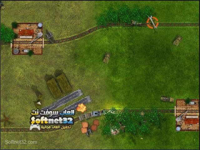 تحميل لعبة القطارات Rail of War مجانا للكمبيوتر