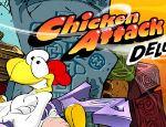تحميل لعبة الدجاج الشهيرة Chicken Attack Deluxe